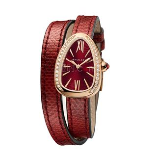 宝格丽 Bvlgari SERPENTI WATCHES 102730B 石英 女款