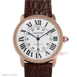 卡地亚 Cartier RONDE DE CARTIER腕表 W6701009 机械 男款
