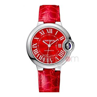 卡地亚 Cartier BALLON BLEU DE CARTIER腕表 WSBB0022 机械 女款