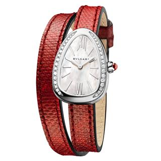 宝格丽 Bvlgari SERPENTI WATCHES 102920B 石英 女款