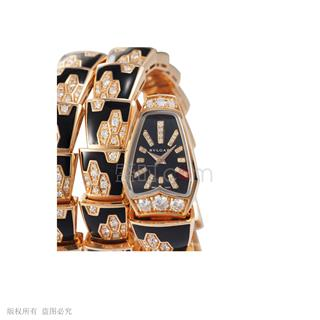 宝格丽 Bvlgari SERPENTI JEWELRYWATCHES 101986 石英 女款