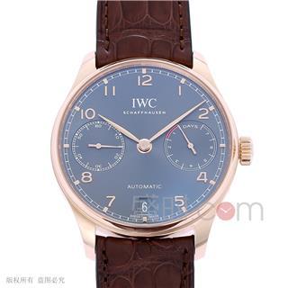 万国 IWC 葡萄牙系列 IW500702 机械 男款