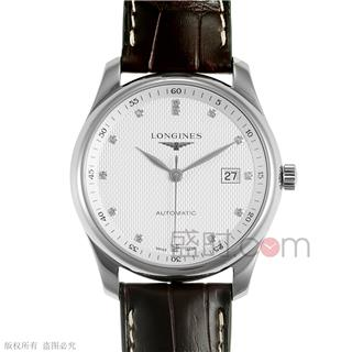 浪琴 Longines MASTER COLLECTION 名匠系列 L2.793.4.77.3 机械 男款