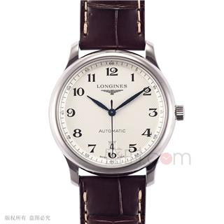 浪琴 Longines MASTER COLLECTION 名匠系列 L2.628.4.78.3 机械 男款