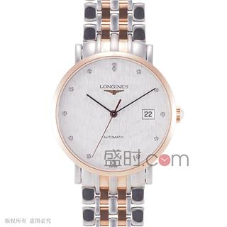 浪琴 Longines THE ELENGANT COLLECTION 博雅系列 L4.810.5.77.7 机械 男款