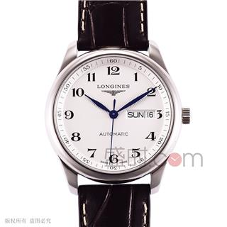 浪琴 Longines MASTER COLLECTION 名匠系列 L2.755.4.78.3 机械 男款