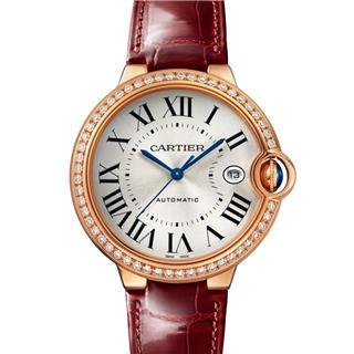 卡地亚 Cartier BALLON BLEU DE CARTIER腕表 WJBB0056 机械 中性款