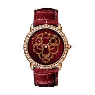 卡地亚 Cartier 高级珠宝腕表系列