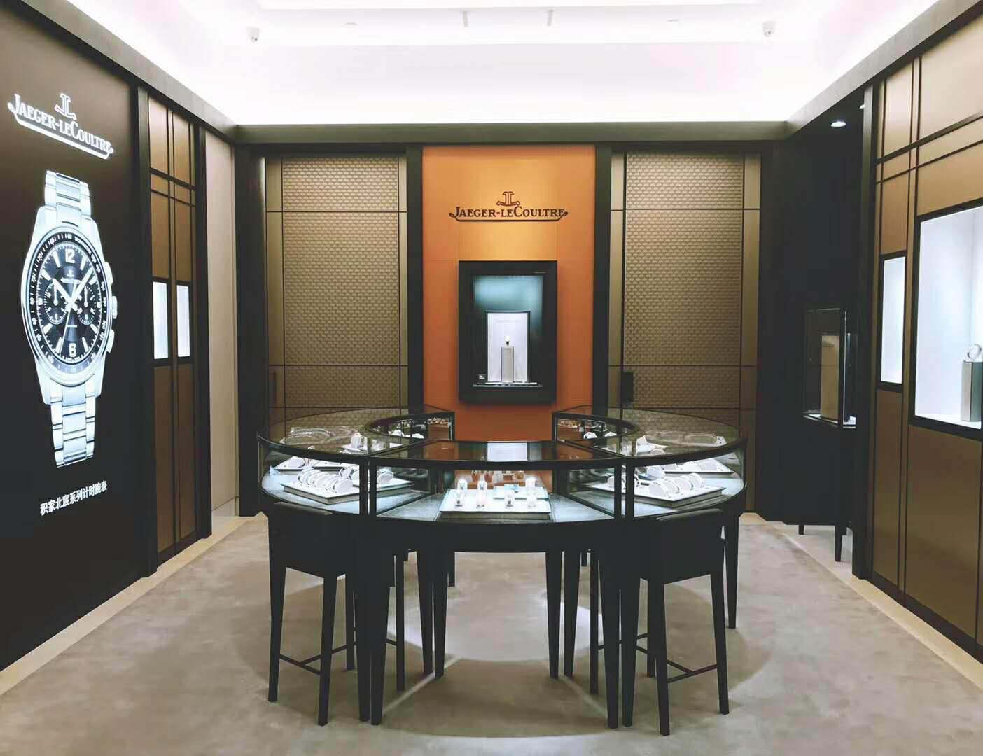 盛时表行上海八佰伴积家专卖店