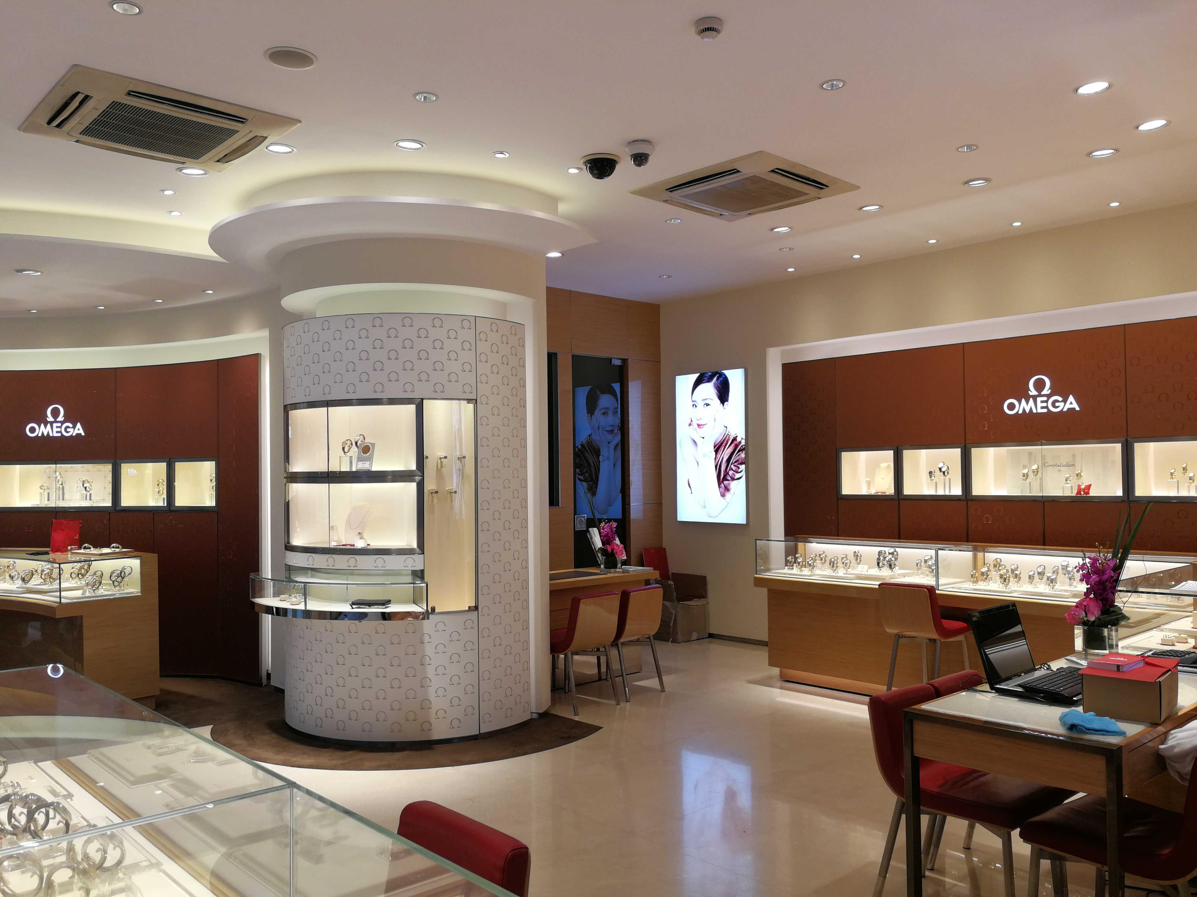 盛时维修上海钟表商店欧米茄服务点