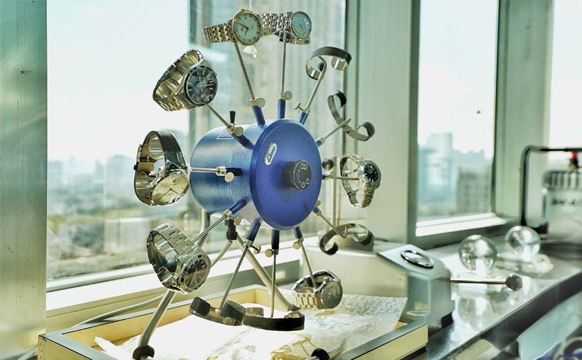 盛時鐘表維修上海金鐘客戶服務中心
