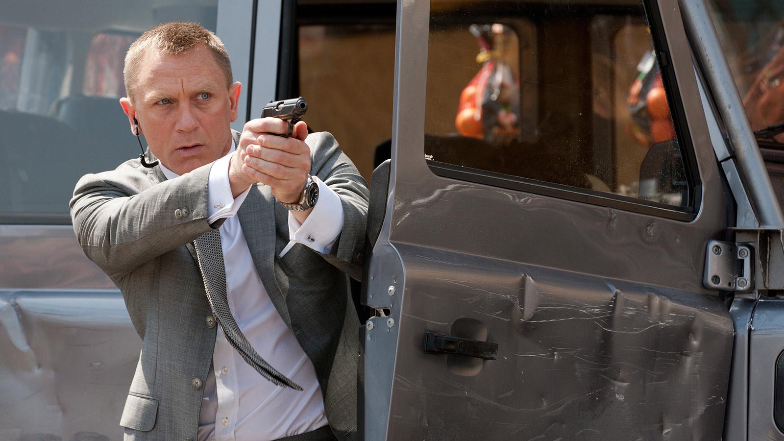 盘点欧米茄与007结下的20年不解之缘