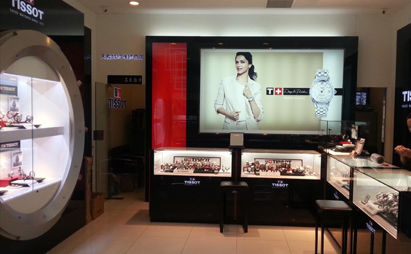 盛时表行上海东方商厦中环店